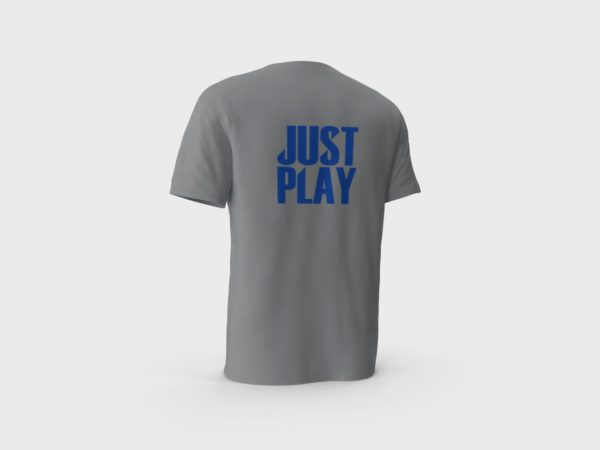 Junior Slam Series Just Play T-Shirt Back